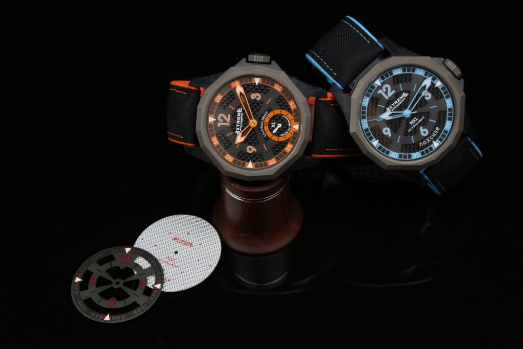 glassfiber quartz watch