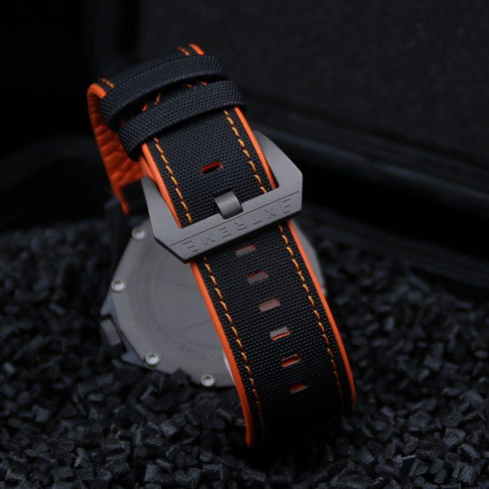 NOX- orange - Back side